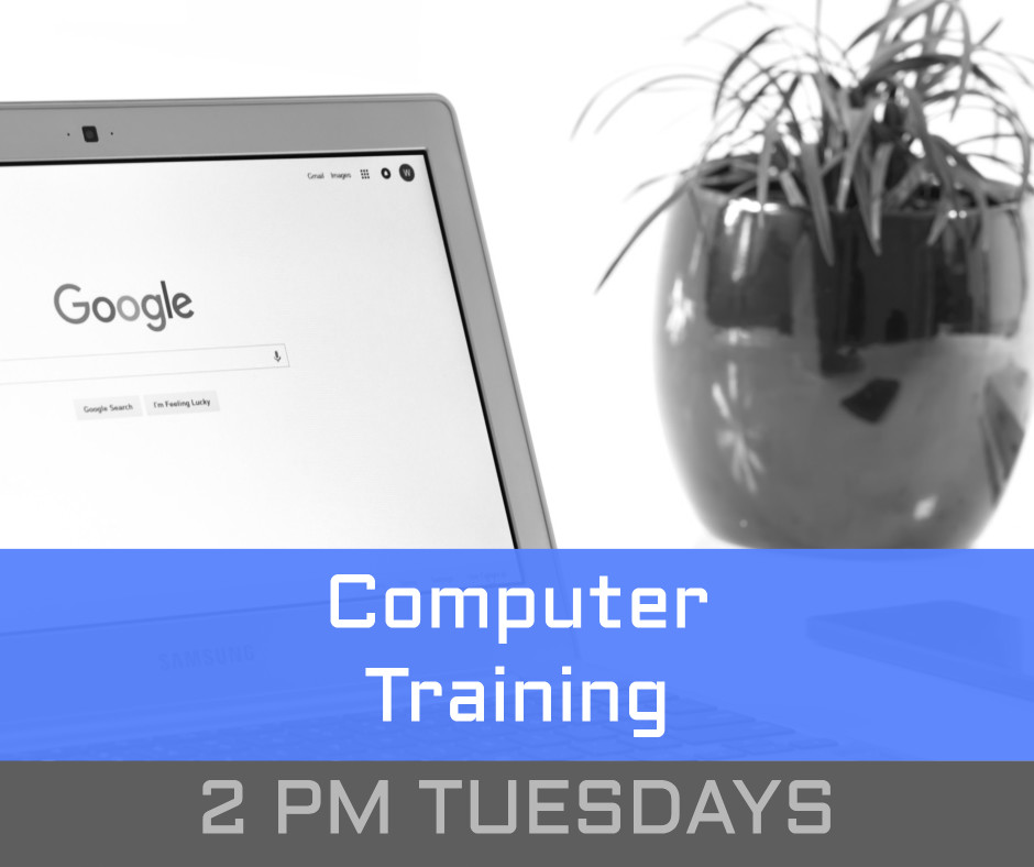 Computer training course