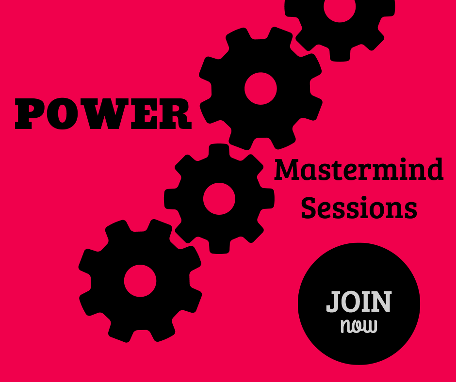 Power mastermind sessions