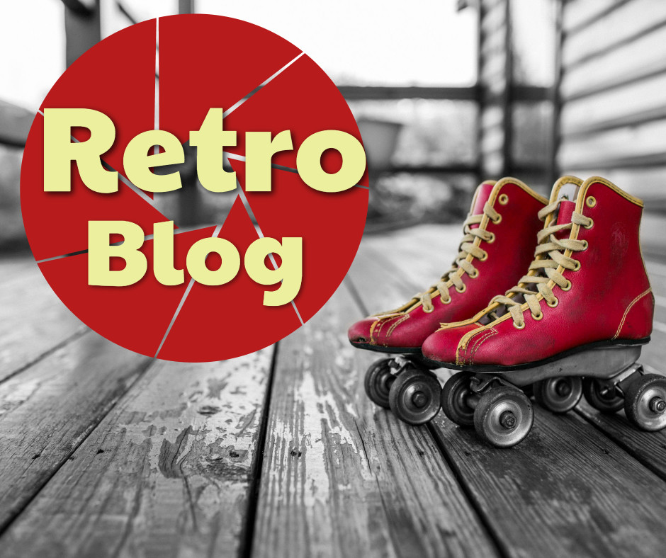 Retro blog - online