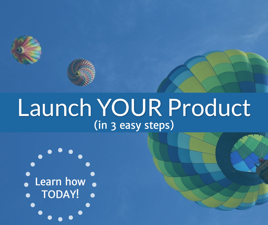 Launch your product - guide