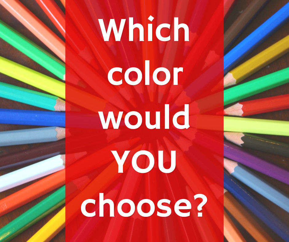Which color would you choose