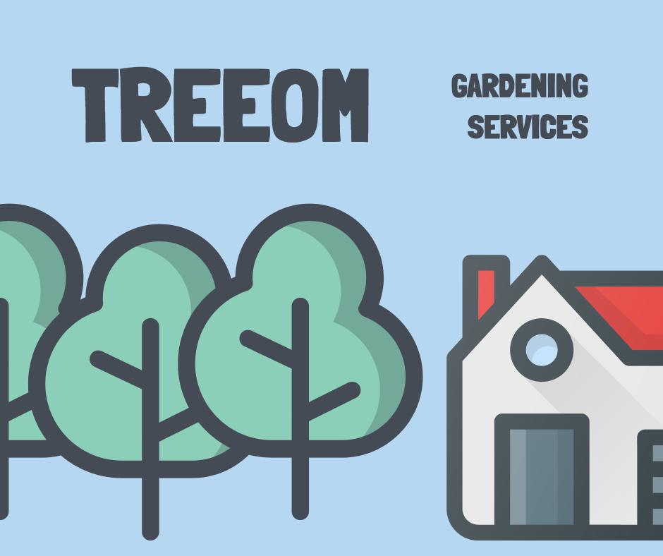 Treeom gardening service