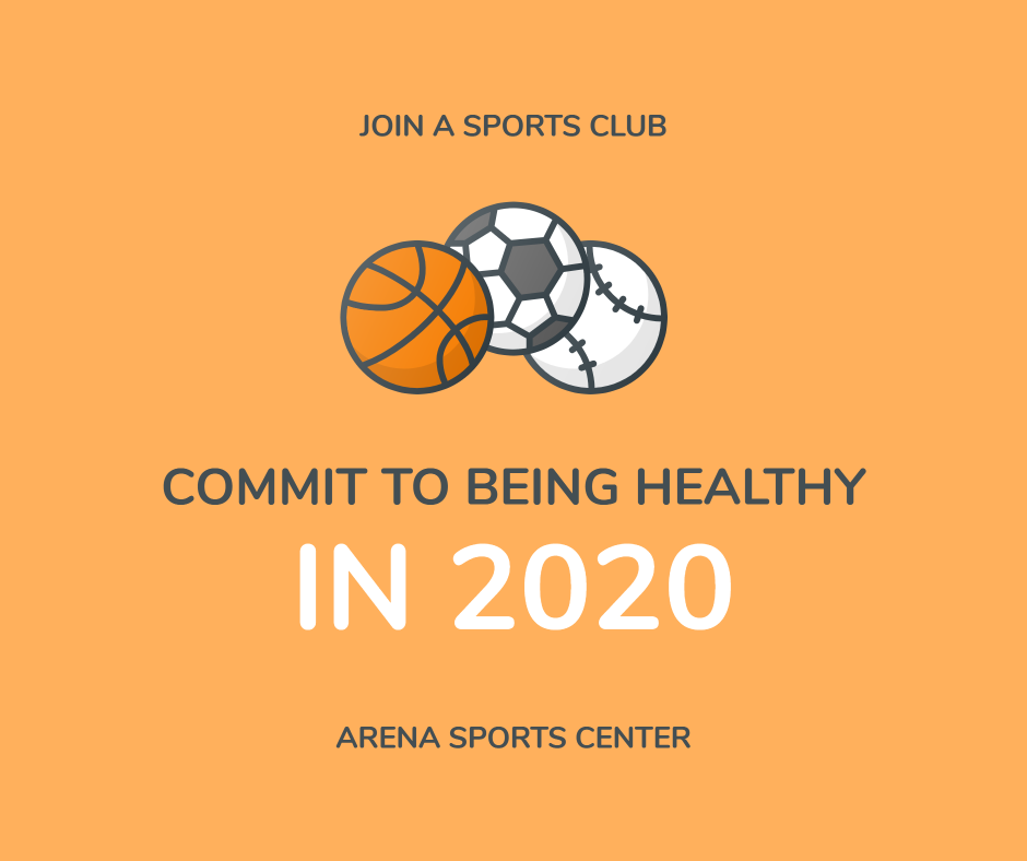 Join a sports club