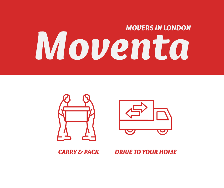 Movers in London - Moventa