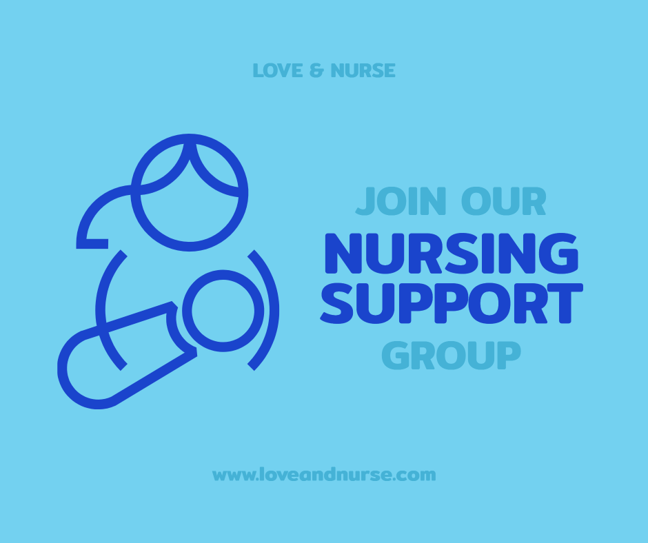 Join our nursing support group