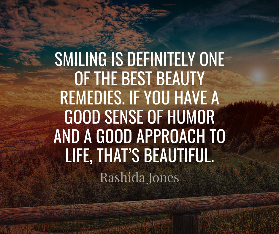 Smile is the best beauty remedy