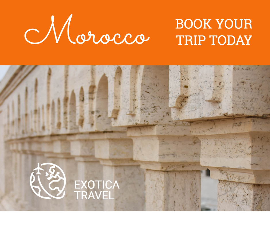 Morocco - Book your trip today