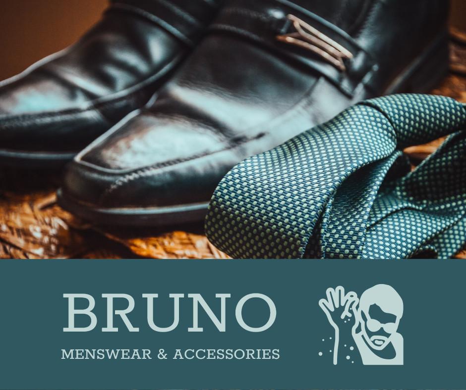 Bruno - Menswear & accessories