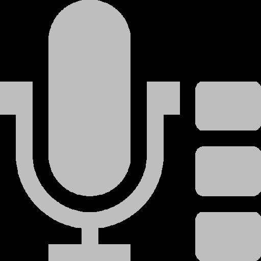 microphone sensitivity high symbolic