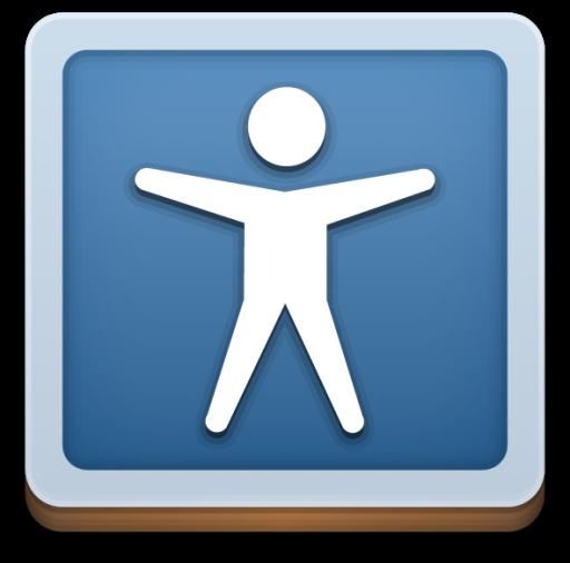 preferences desktop accessibility